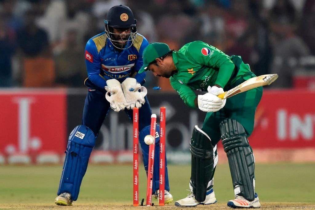 Sri Lanka beat Pakistan