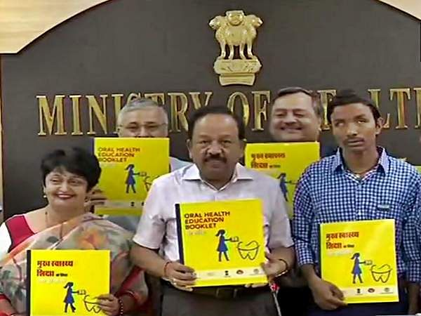 Harsh_Vardhan_launched_e-DantSeva_website