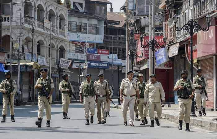 Jammu kashmir CRPF