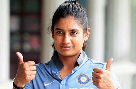 mithali completed 20 years in intn'l ciricket