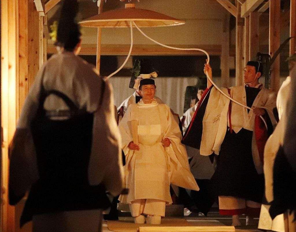 Japan-Emperor-Daijosai- 2019