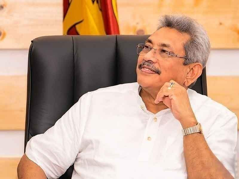 gothabaya rajapakse coming to india