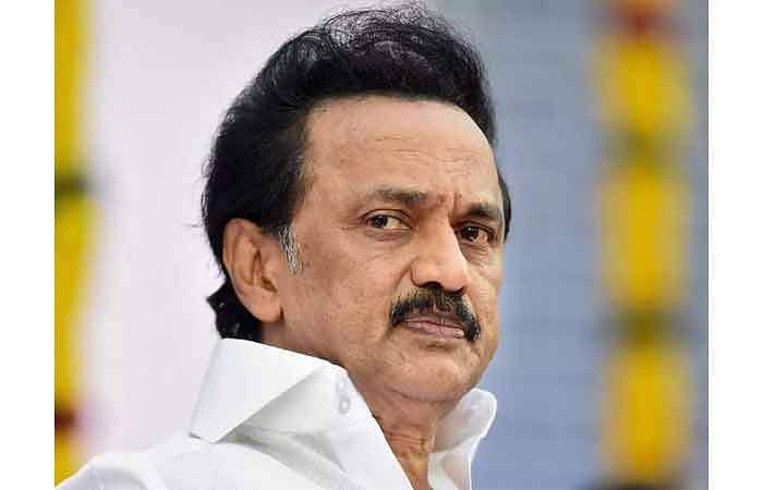 stalin accuses ADMK government