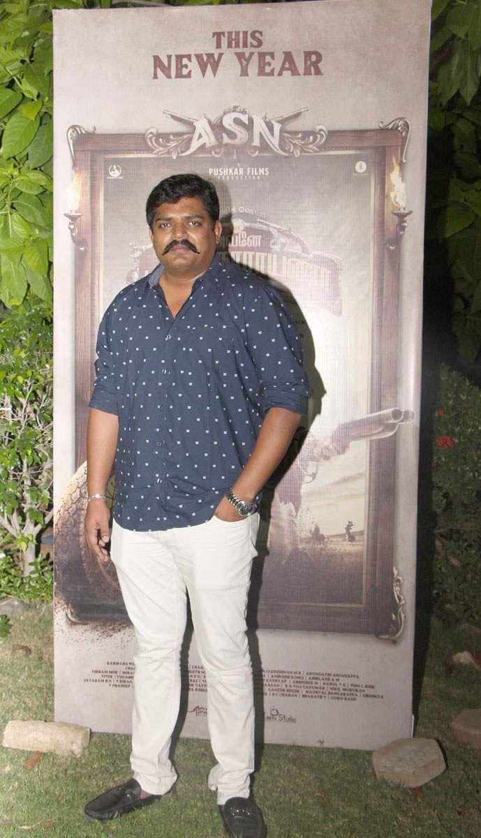 Avane_Srimannarayana_Press_Meet_Stills_(8)