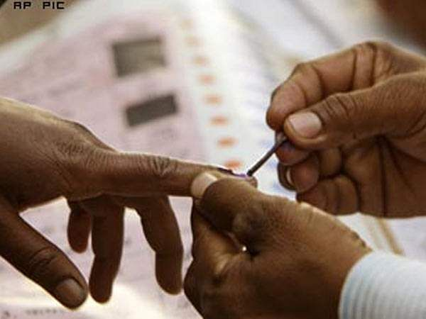voting completed in 3 by elections