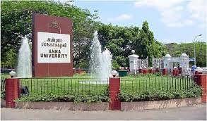 ioE status for anna university