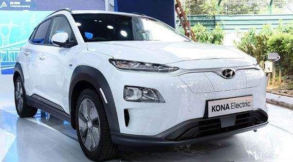 charging options for kona SUV EV
