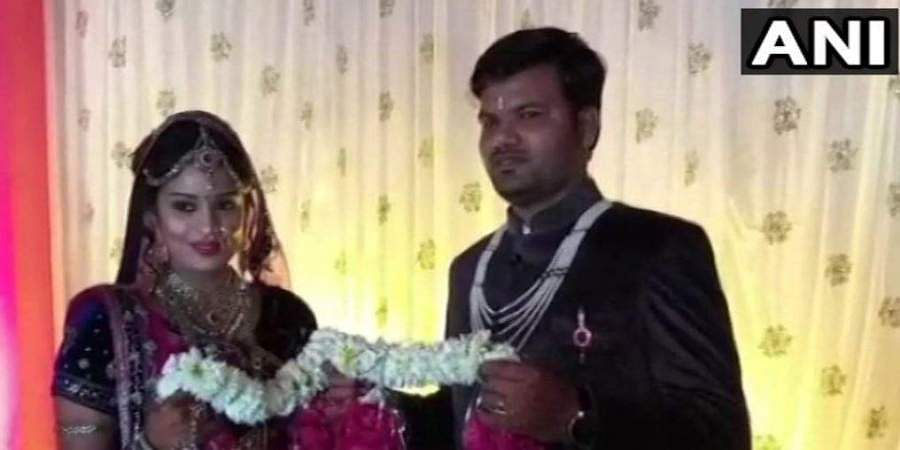 Sri_Lankan_girl_Indian_Boy_Marriage_ANI