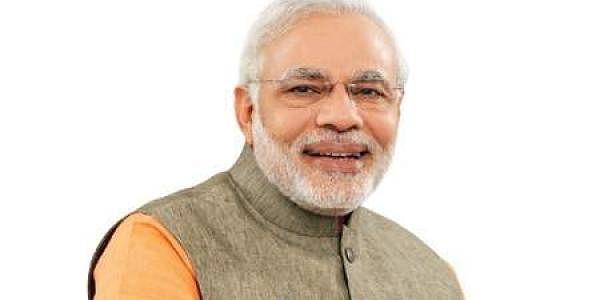 ராஜஸ்தான் மாநிலத்தில் நடைபெற்ற பாஜக பேரணியில் பேசும் பிரதமர் நரேந்திர மோடி.