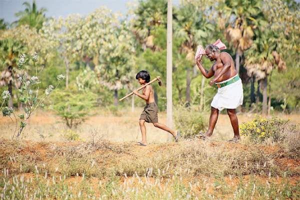 நெடுநல்வாடை -விமர்சனம் Nedunelvadai