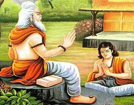 guru-disciple
