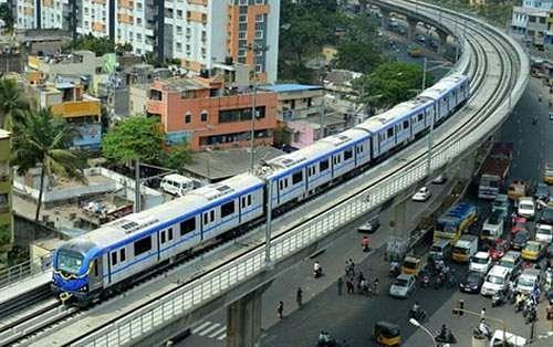 chennai-metro-train