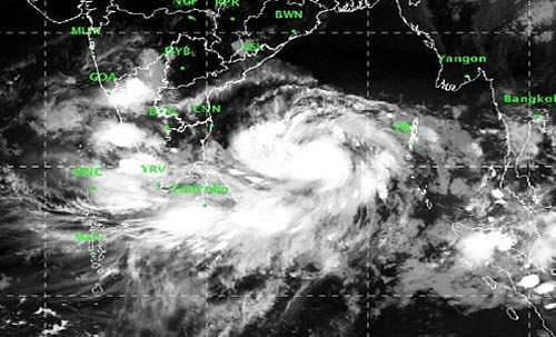 Cyclone Fani Live Update