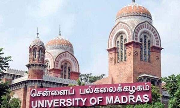 chennai-university