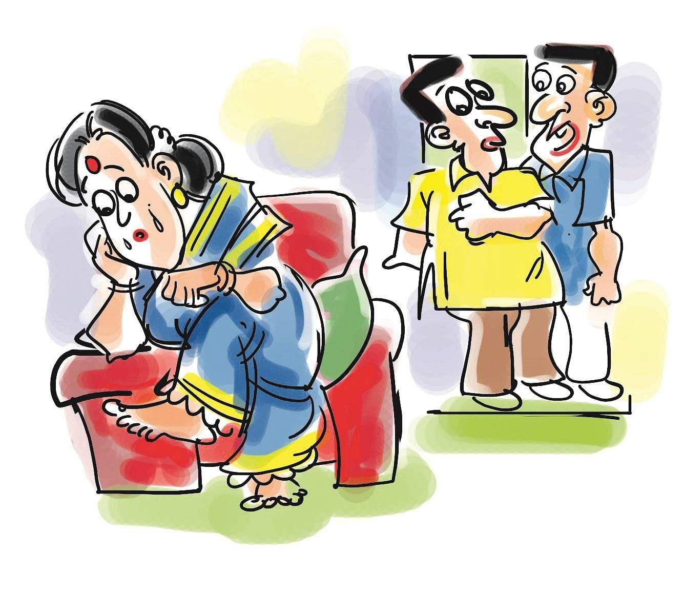 நான் சந்தோஷமா இருந்தா என் மனைவிக்குப்  பிடிக்காது''..!! K5