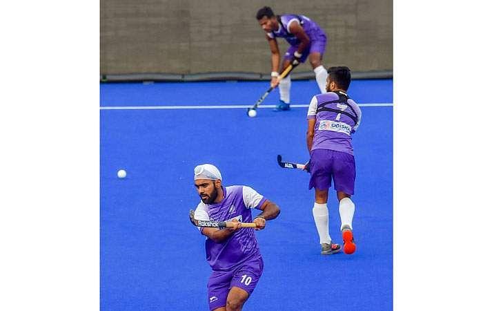 india-hockey-practice