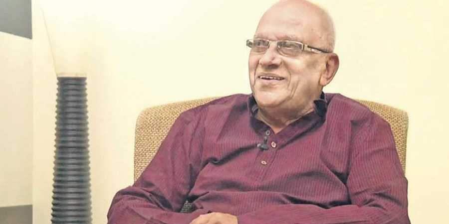 மீண்டும் களமிறங்கியுள்ள சிங்கீதம் சீனிவாச ராவ்! Singeetam