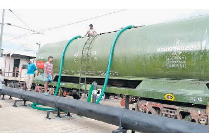 rail-water