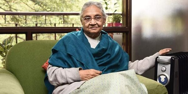தில்லி முன்னாள் முதல்வரும் காங்கிரஸ் தலைவருமான ஷீலா தீட்சித் தில்லியில் காலமானார். அவளுக்கு வயது 81.