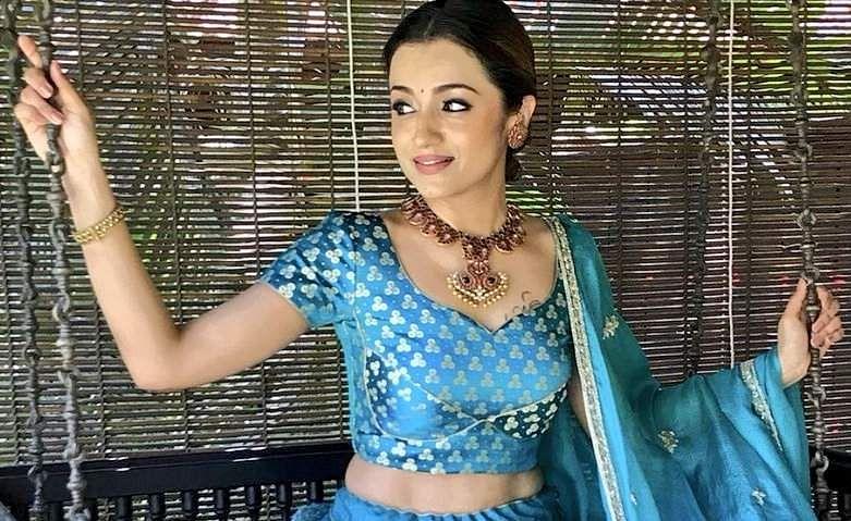 த்ரிஷா, சிம்ரன் இணைந்து நடிக்கும் சுகர்? Trisha_new9191xx