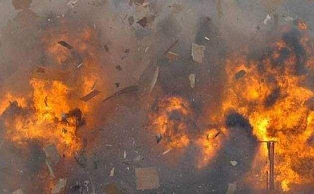 bomb blast in kabul