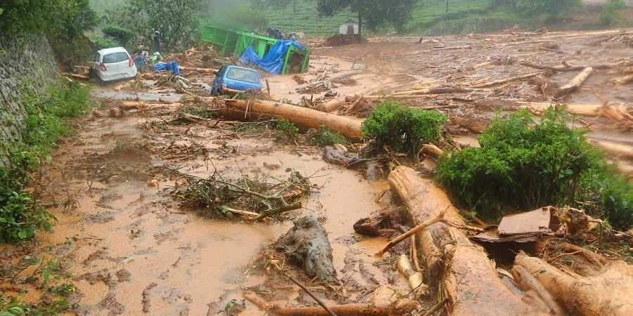 மூழ்கும் இந்தியா.. அதிர்ச்சி தரும் ஆராய்ச்சி முடிவுகள்.. பிரளயத்திற்கான ஒத்திகையோ?! Kerala_Floods