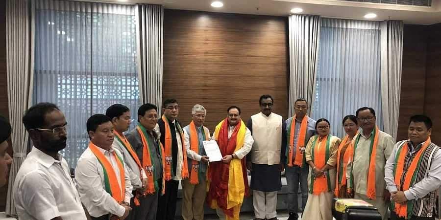 SDF-BJP