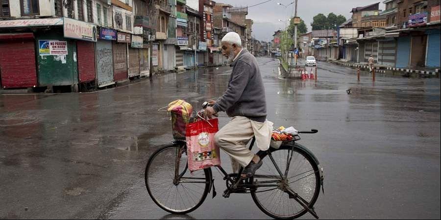 Srinagar_Situation
