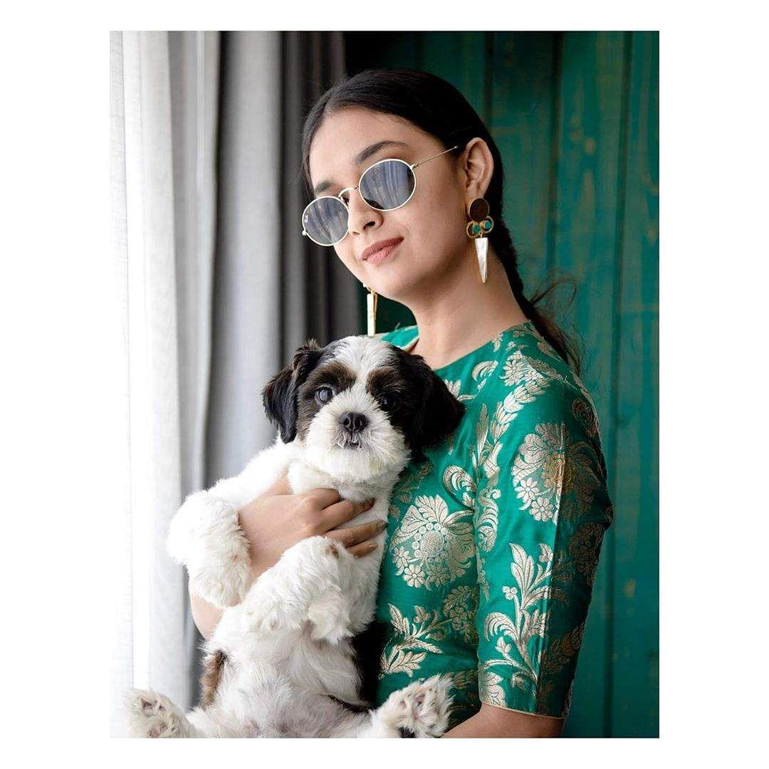 actress keerthy suresh images