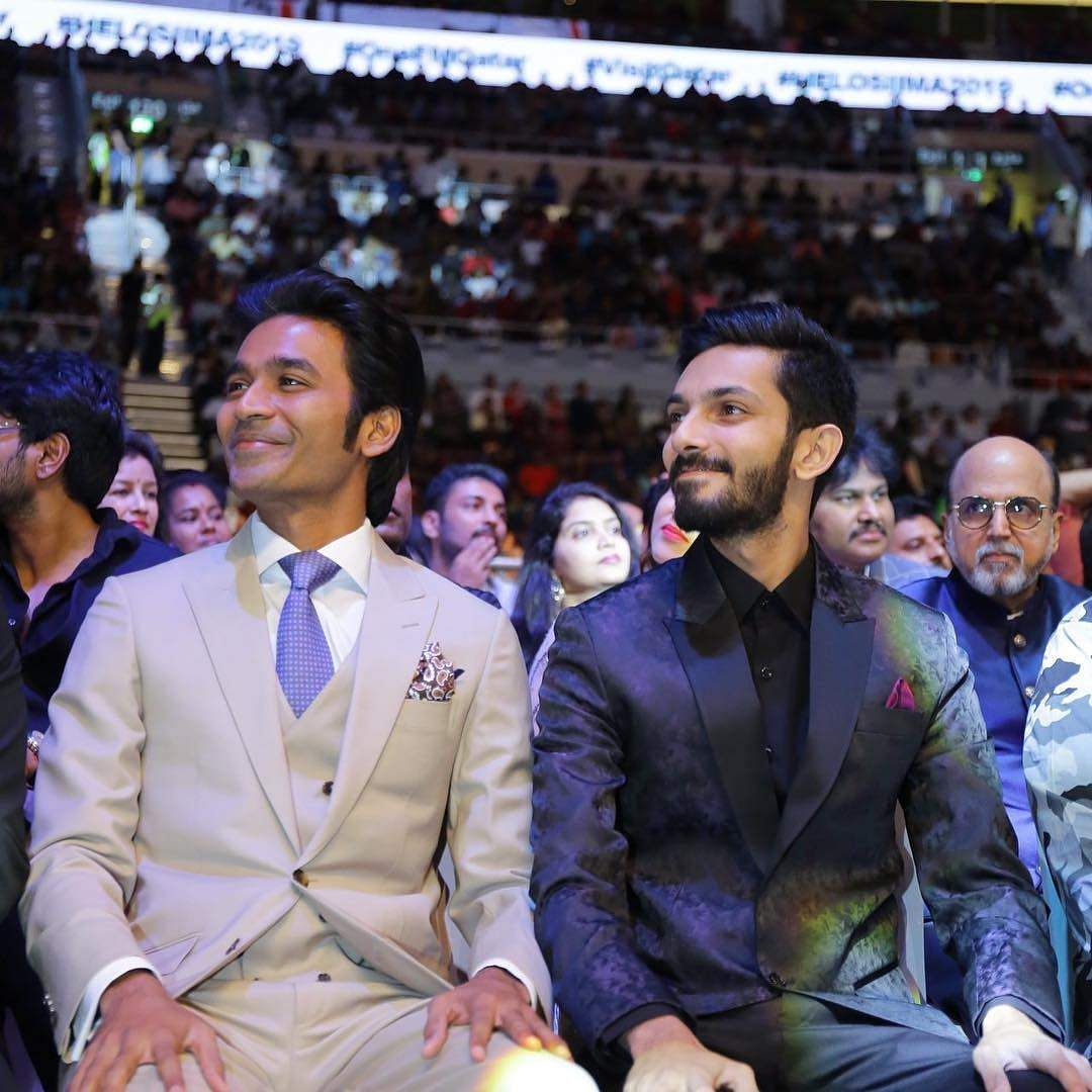 dhanush in qatar