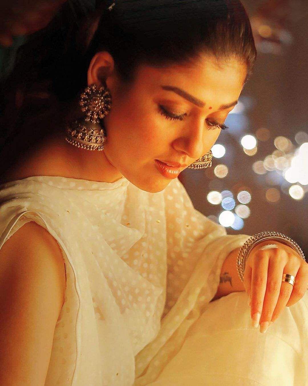 nayanthara lovely photo