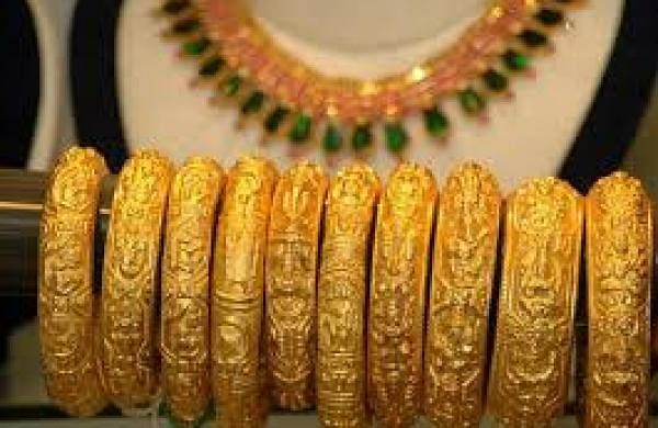 Gold rate rices to Peak