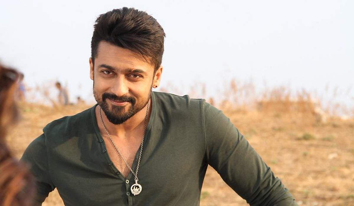 actor surya new film