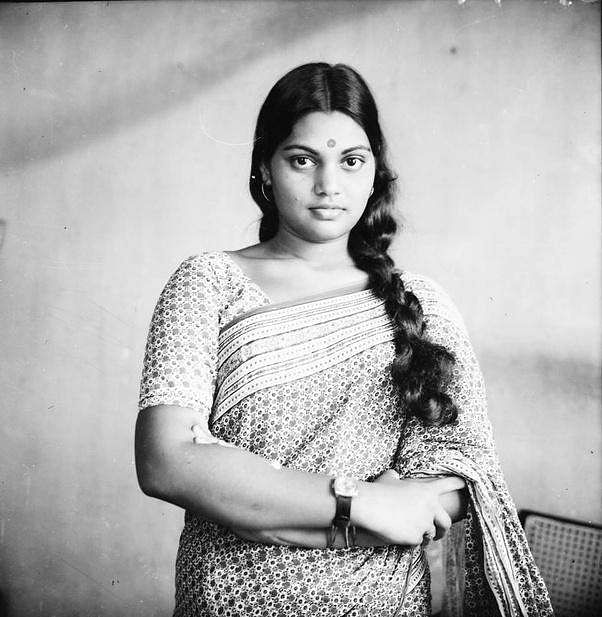 silk smitha in young age