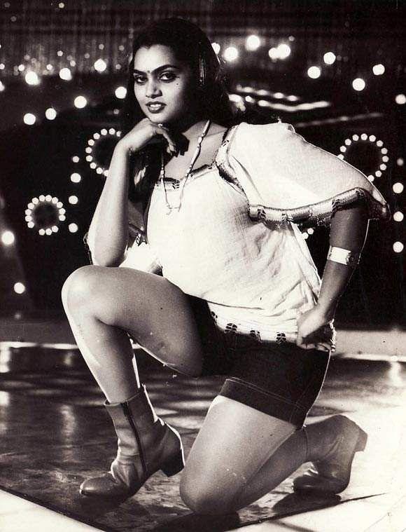 silk smitha rare pic stills