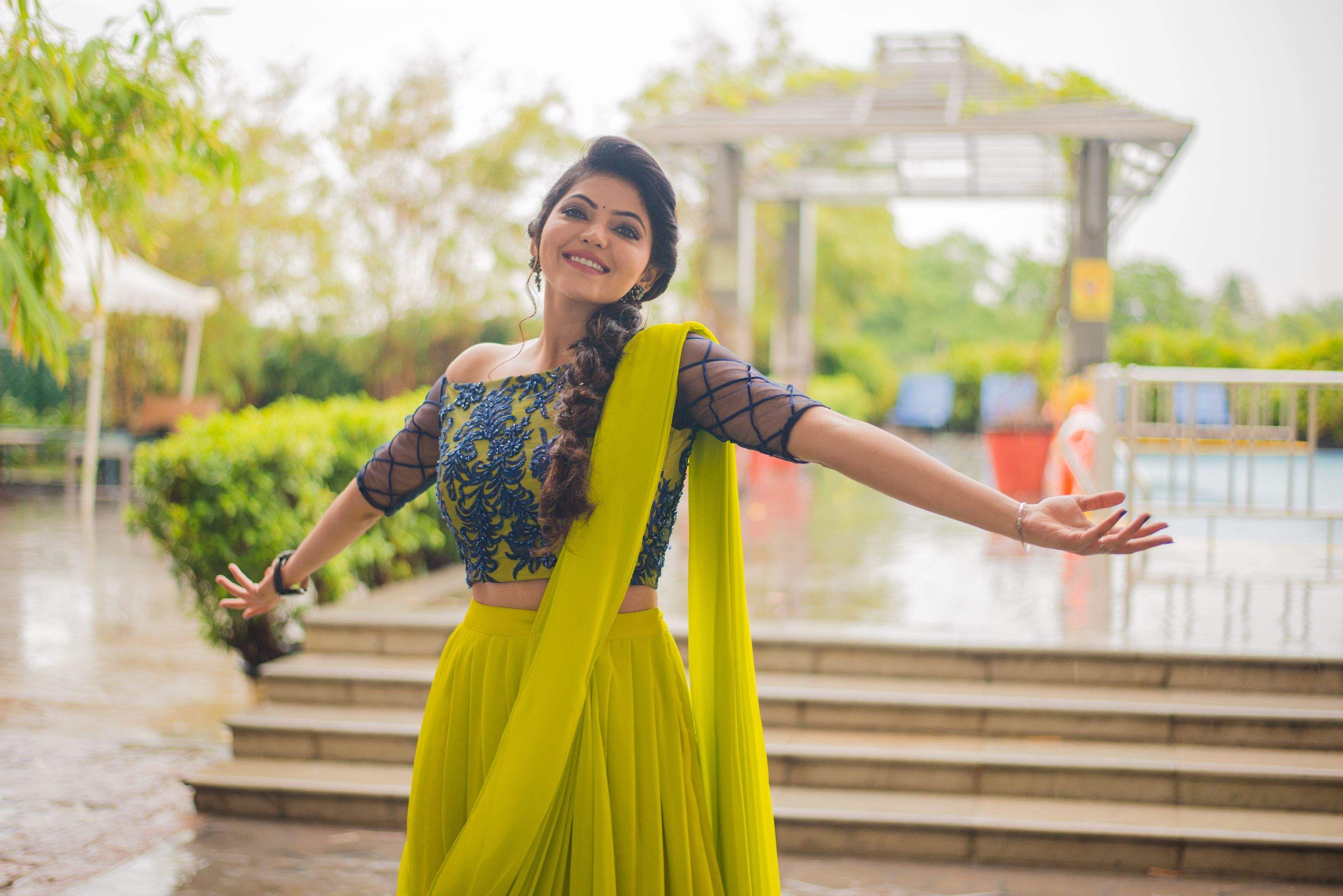 Athulaya Ravi Photostills