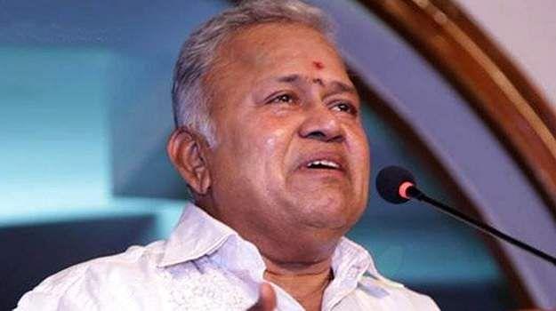 radharavi controversial speech