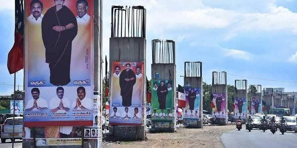 Banner culture in Tamilnadu