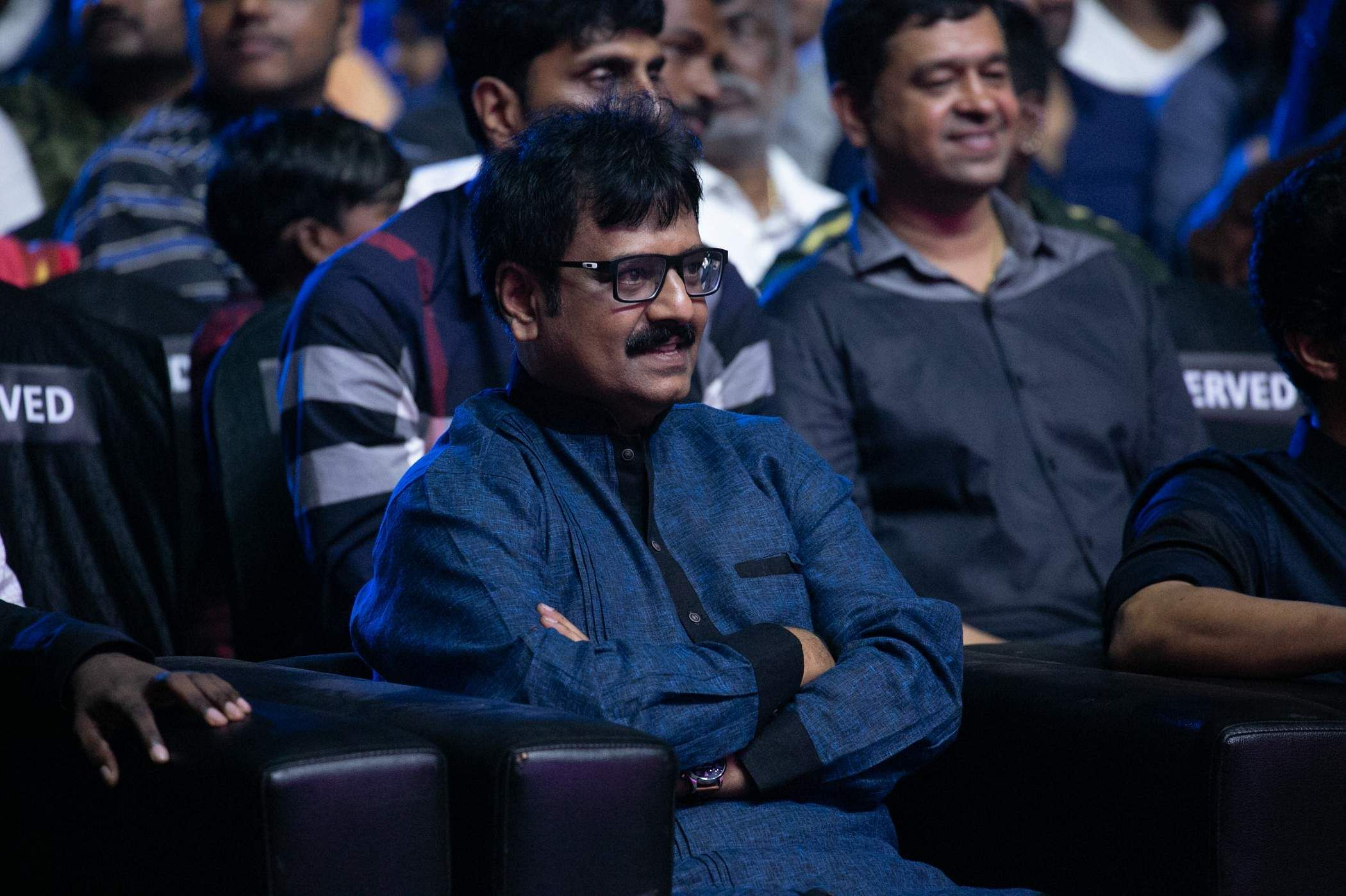 Actor vivek in thalapathy bigil audio lauch
