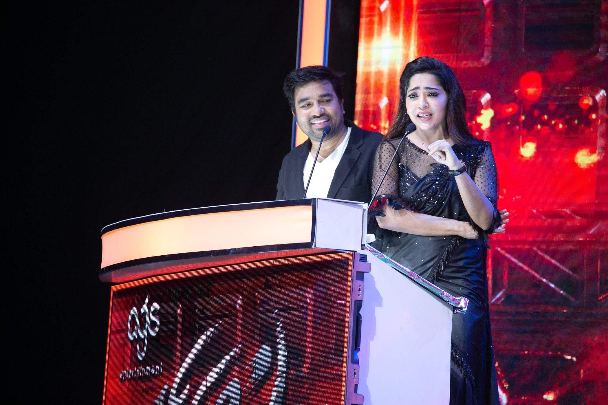 Anchor Shiva & ramya