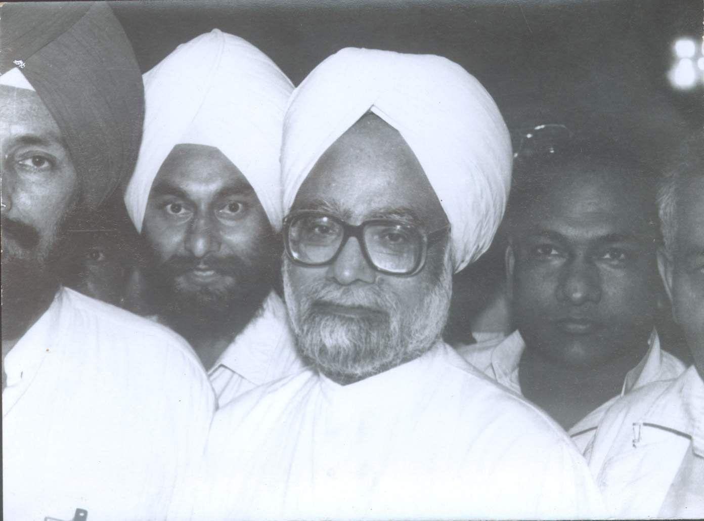 rare Photos DR Manmohan singh