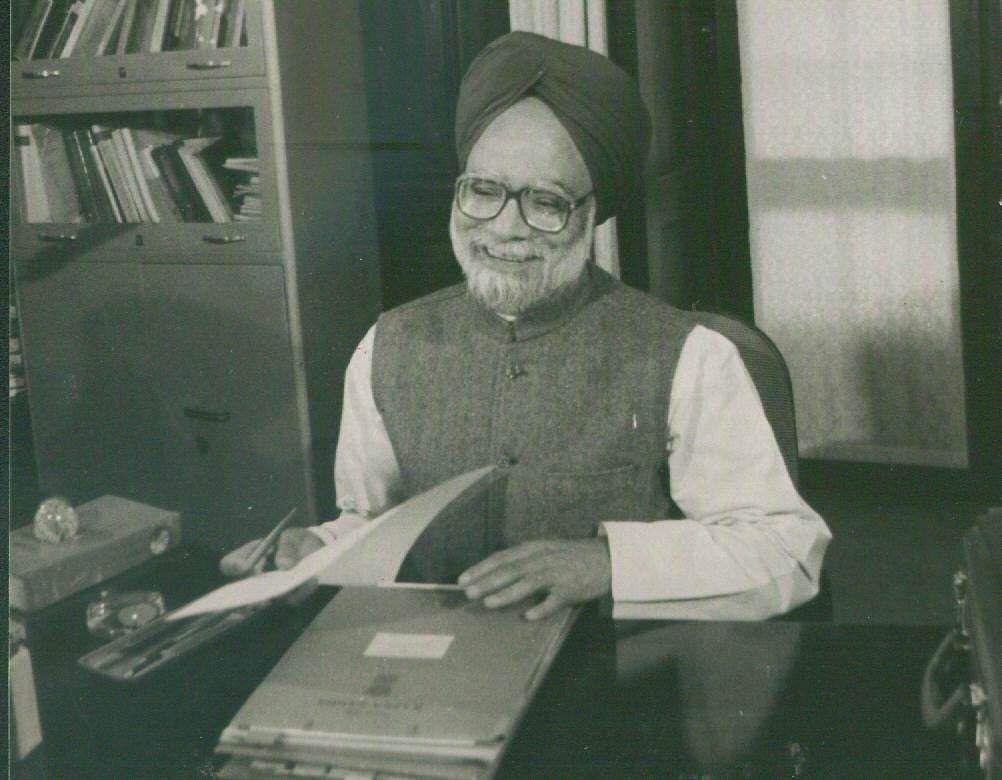 DR Manmohan singh Rare Photos