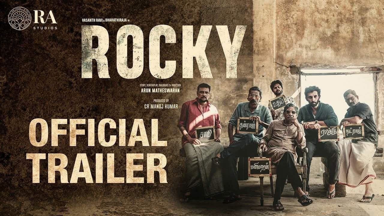 rocky movie trailer