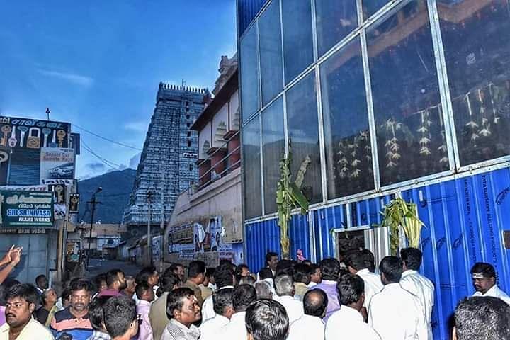 Karthigai deepam Special photos
