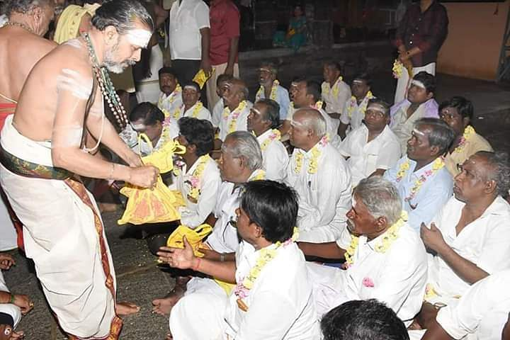 Karthikai Deepam celebrations