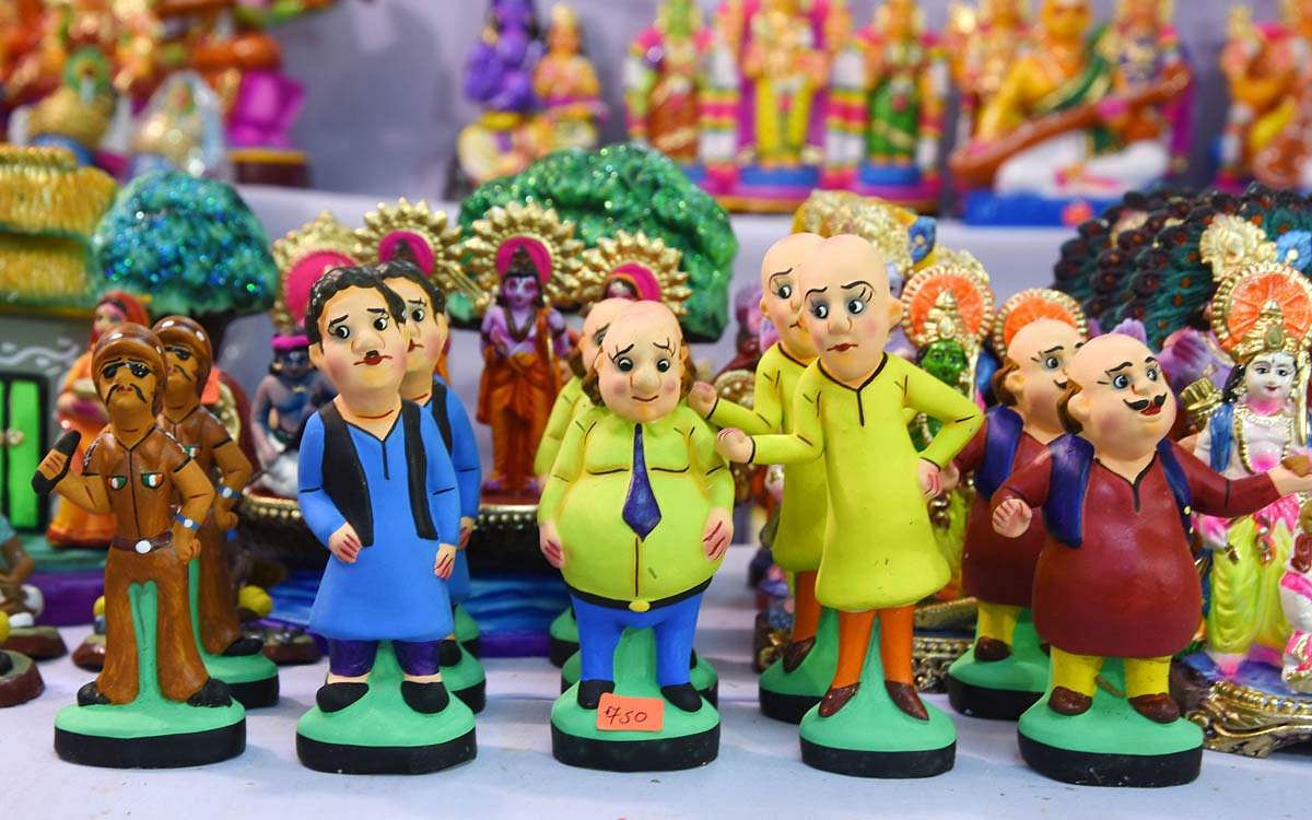 Mottu - Pattlu dolls