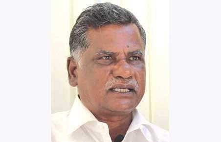 Mutharasan slams modi government