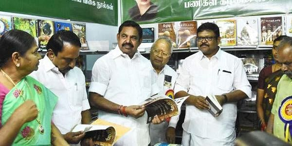 TN govt wil give Rs.75 lakh to chennai book fair.