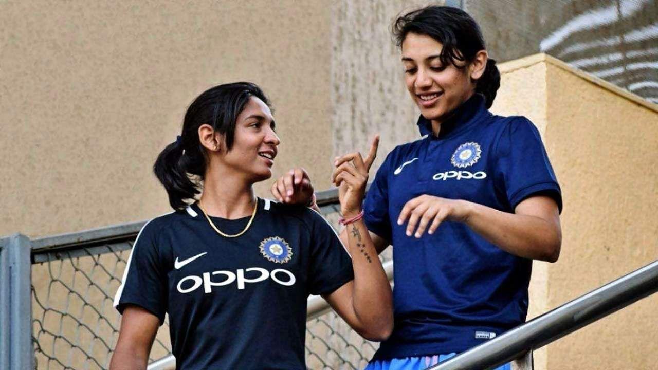 மகளிர் டி20 உலகக் கோப்பை: 15 பேர் கொண்ட இந்திய அணி அறிவிப்பு Harmanpreet_mandhana