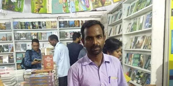 pushparaj from pavai publications